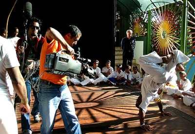 You, too, can become a capoeira video director!